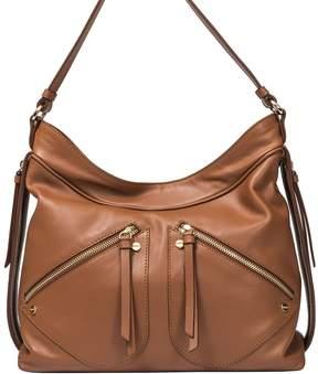 Borbonese Medium Hobo Shoulder Bag