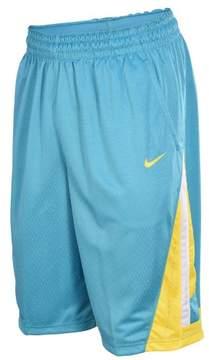 Nike Men's Kobe Masked Mamba Basketball Shorts-Teal-2XL