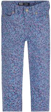 Levi's Girls 4-6x Marisa Print Jeggings