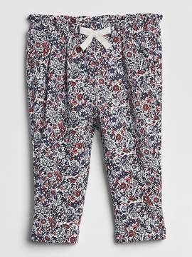 Gap Floral Bow Pants