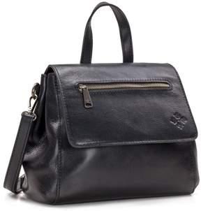 Patricia Nash Molina Convertible Leather Satchel
