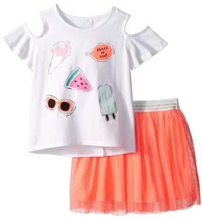 Kate Spade Kids So Cool Skirt Set Girl's Active Sets