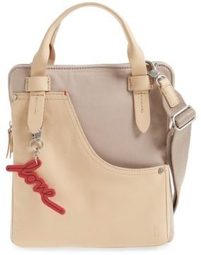 Ed Ellen Degeneres Carml Crossbody Bag - Grey