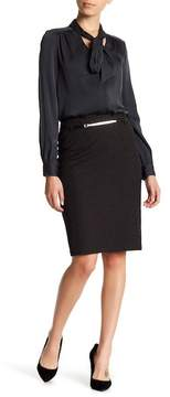 Atelier Luxe Pencil Skirt (Petite)