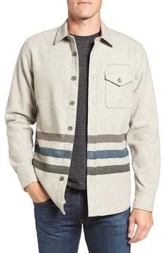Jeremiah Trenton Woven Shirt Jacket
