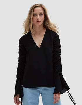 C/Meo Collective Right Kind of Madness L/S Top