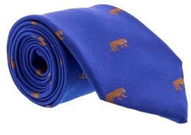 Gianfranco Ferre J039 U58 Blue Silk Mens Tie.