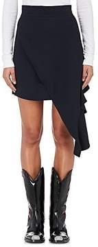 CALVIN KLEIN 205W39NYC Women's Cady Cascading Miniskirt