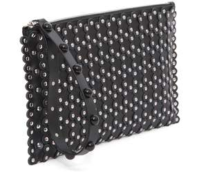 RED Valentino Studded Clutch