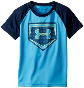 Under Armour Kids Sync Home Plate Short Sleeve Boy's Clothing