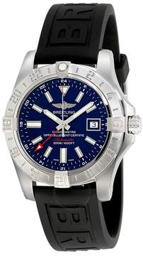 Breitling Avenger II GMT Blue Dial Automatic Men's Watch A3239011-C872BKPT3
