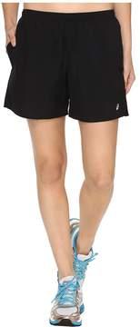Asics Pocketed 3.5 Shorts Women's Shorts