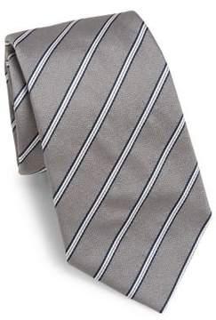 Armani Collezioni Diagonal Striped Tie