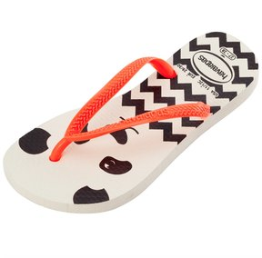 Havaianas Girls' Slim Fashion Flip Flop 8141155