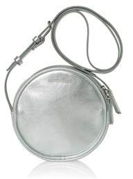 Joanna Maxham Circle Bag Silver.
