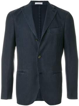 Boglioli classic slim-fit jacket
