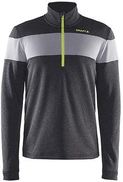 Craft Black Spark Half-Zip Sweatshirt - Men