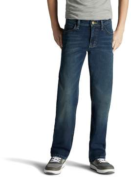 Lee Husky Boys 8-20 Sport Xtreme Comfort Straight-Fit Straight-Leg Jeans