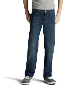 Lee Husky Boys 8-20 Sport Xtreme Comfort Straight-Fit Straight-Leg Jeans