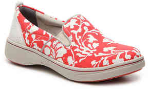 Dansko Women's Belle Floral Slip-On Sneaker