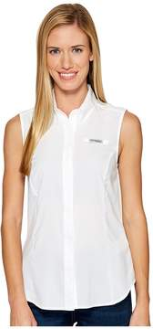 Columbia Tamiamitm Sleeveless Shirt Women's Sleeveless