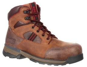 Rocky Men's 6 Mobilwelt Waterproof Work Boot.