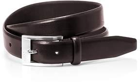 HUGO Brandon Smooth Leather Belt