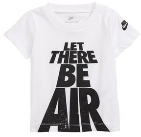 Nike Infant Boy's Let There Be Air T-Shirt