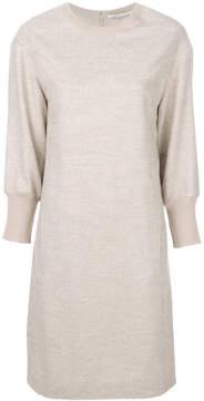 Agnona knitted jumper dress
