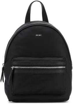 DKNY logo backpack