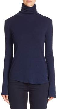 AG Adriano Goldschmied Women's Indigo Capsule Collection by AG Octa Bell Sleeve Tee