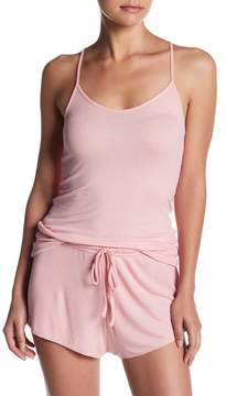 Barefoot Dreams Luxe Ribbed Jersey Cami