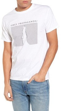 Obey Men's Vip Premium T-Shirt