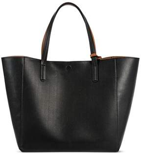 DAY Birger et Mikkelsen A New Women's Reversible Faux Leather Tote - A New Black