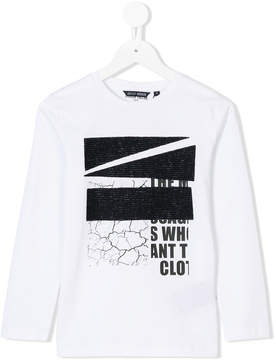 Antony Morato graphic print T-shirt