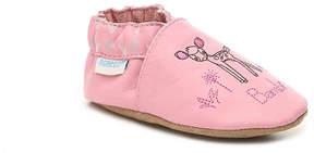 Robeez Girls Bashful Bambi Crib Shoe