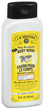 JR Watkins Body Wash Lemon Cream
