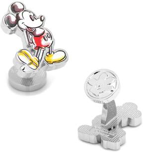Disney Watercolor Mickey Mouse Cuff Links