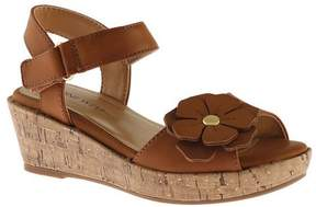 Nine West Girls' Nickey Quarter Strap Sandal