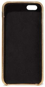 Balmain Embossed Metallic Leather Iphone 6 Case