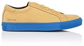 Grenson MEN'S TENNESSEE BLUES SUEDE SNEAKERS