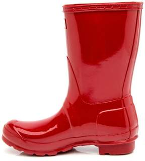 Hunter Short Gloss Rainboot