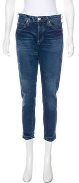 Amo Ace Mid-Rise Skinny Jeans