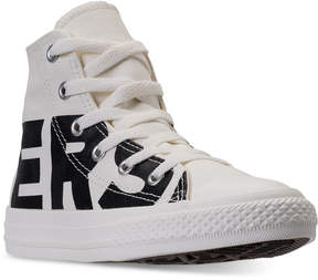 Converse Little Boys' Chuck Taylor High Top Casual Sneakers from Finish Line
