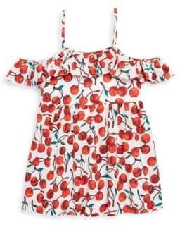 Milly Minis Toddler's, Little Girl's& Girl's CherryBella Dress