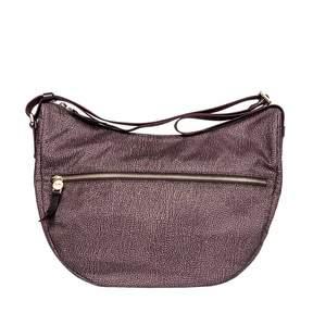Borbonese Medium O.p. Jet Luna Bag
