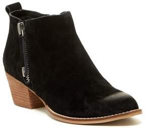 Dolce Vita Saira Zipper Ankle Boot