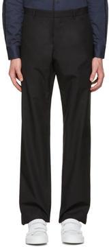 Jil Sander Black Morris Trousers