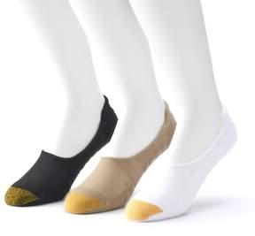 Gold Toe GOLDTOE Men's GOLDTOE 3-Pack Liner Socks