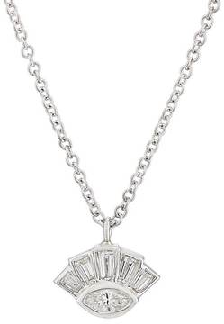 Finn Women's Eye Of Providence Charm Necklace